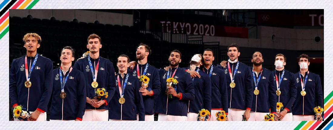 Les racines LAM d'un titre olympique