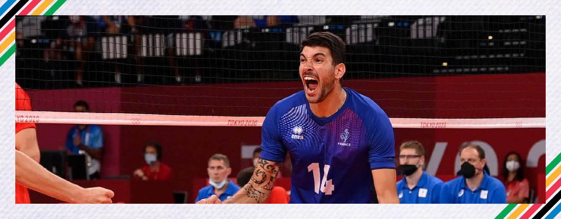 Nicolas, MVP LAM et champion olympique